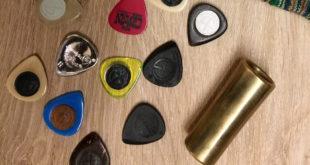 idee regalo per chitarristi plettri