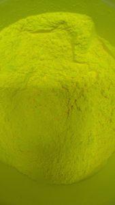 giallo fluo per chitarra